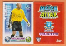 Everton Tim Howard USA